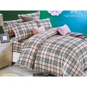 Burberry 6 in 1 complete bedding set