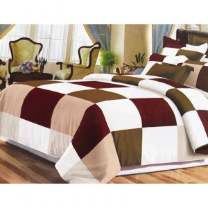 Dominion 6 in 1 Bedding Set