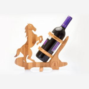 Wine Rack (Stallion & Dolphin)