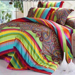 Bohemian Dream 6 in 1 Bedding Set