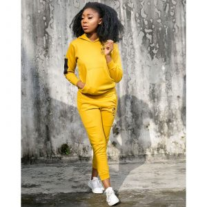 Curban Yellow 2 Piece