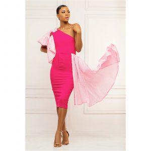 Grace Knee Length Dress
