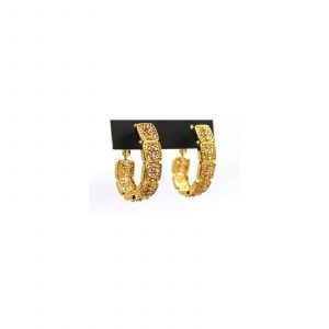 Half Loop Earring