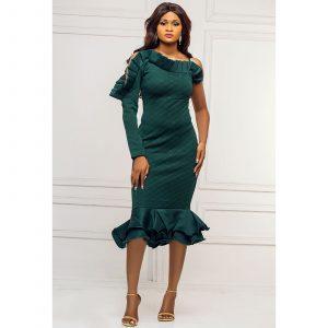 Madelyn Midi Dress