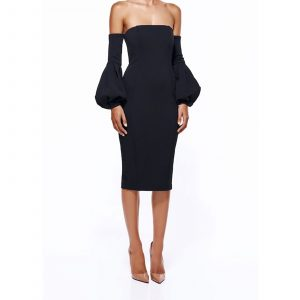 Merena Midi Dress