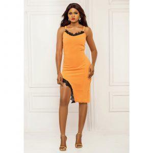 Ruby Roll Mini Dress